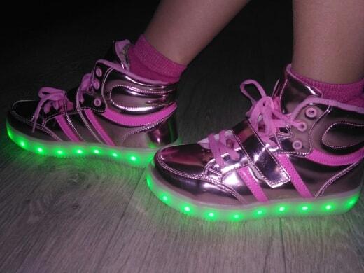 led kengät, led kengät lapsille,
