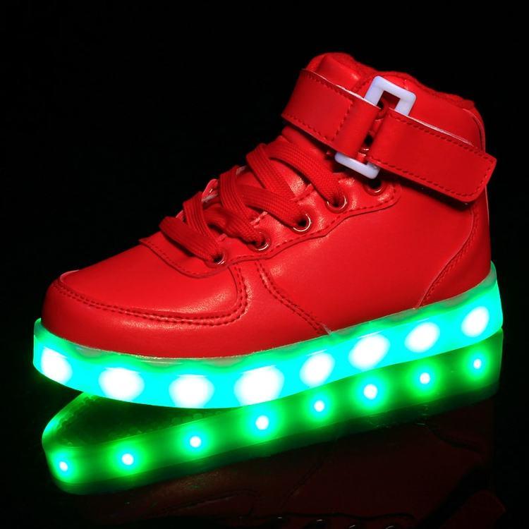 Ledowe buty & Adidasy ledowe Dla Dzieci • adidasy doprowadziły Dla Dzieci, obuwie ledowe, obuwie led, buty led opinie, buty z led,