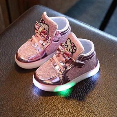 scarpe con luci bambino, scarpe con luci bimbo, scarpe con luci led bambino,
