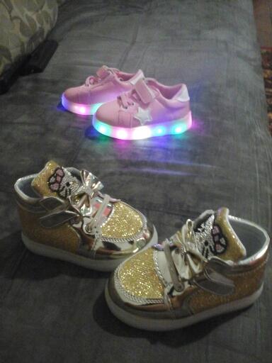 sapatos infantil com luz, sapatos luz da lua precos, sapatos anna luz, sapatos de luzes,