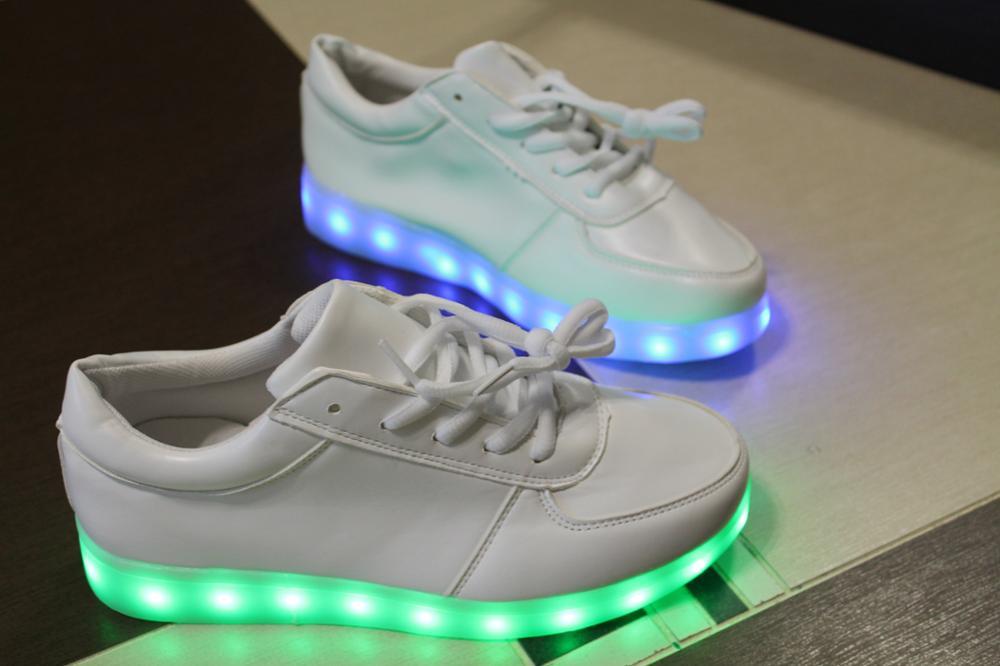 tenis con luz led, tenis infantil luz de led, luz led para tenis,