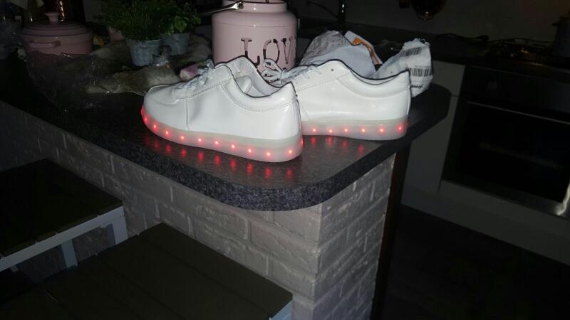 leidde schoenen kopen, led Schoenen Heren, Led verlichting schoenen, schoenen ontmoette Led verlichting,