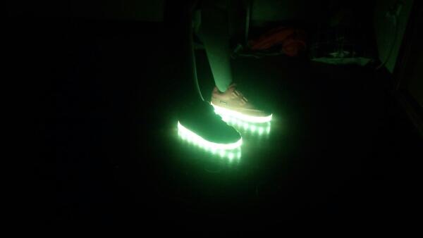 leidde schoenclip, led licht schoenen, leidde sneakers aliexpress, leidde sneakers kopen,