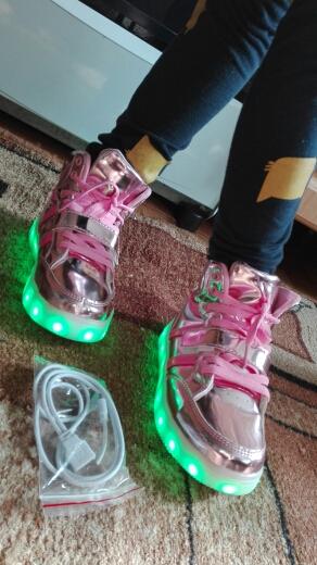 led sko barn, led sko voksen, led sko voksne,
