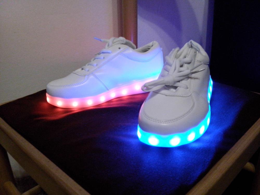 svítící boty levně, svítící boty, svítící boty dívčí, svítící boty pro děti, svítící boty glace,