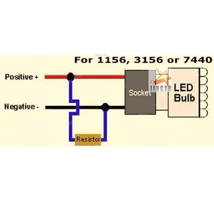 Установка обманок для светодиодных ламп – автомобильные лампы •  обманка × резистор для светодиодных ламп × светодиодная лампа ошибка × обманка на диодные лампы × резисторы-обманки