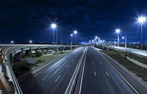 LED Street Lighting & Roadway Lighting - LED Street Lamps, Fixtures - led street lighting advantages × led outdoor area street lighting × led street lighting