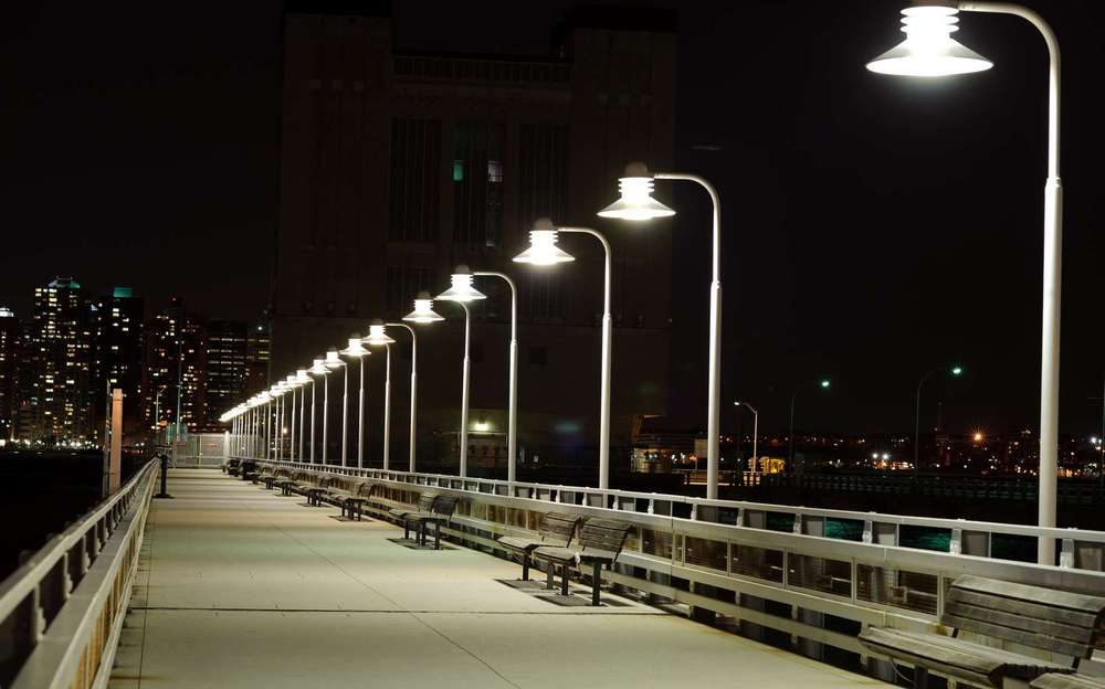 LED street lighting systems have significantly lower operating and maintenance  costs
