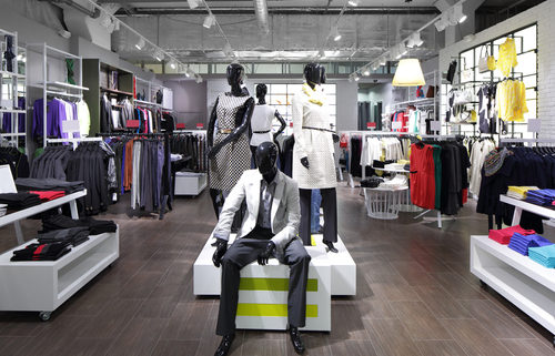 Lighting in Retail Environments