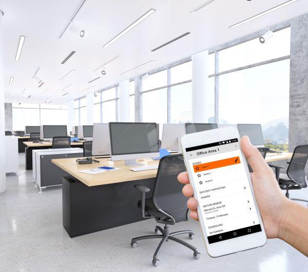 LED Lighting Control System: Wireless, Smart, DMX, DALI