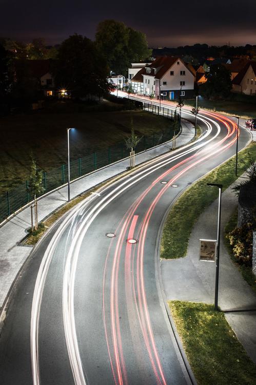 led street lighting bulbs × smart street lighting × led roadway lighting design × led street lighting review > innovative LED streetlighting