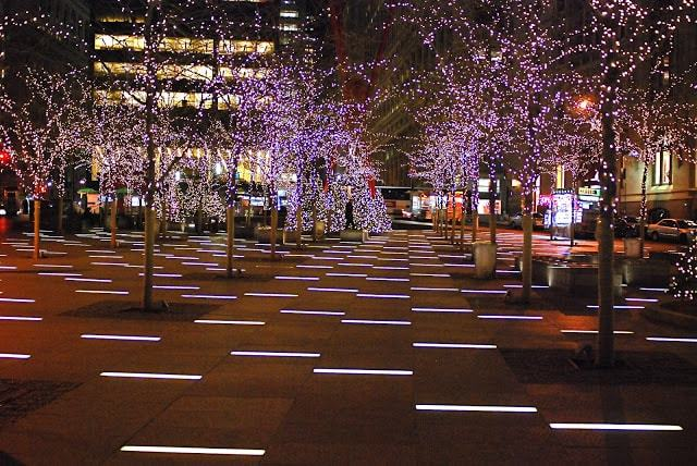 Landscape, outdoor, architectural lighting