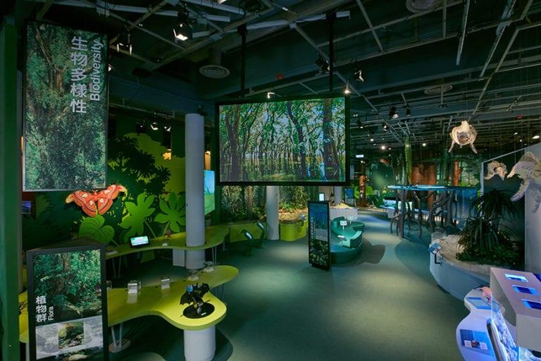Led Lighting For Museum In Track