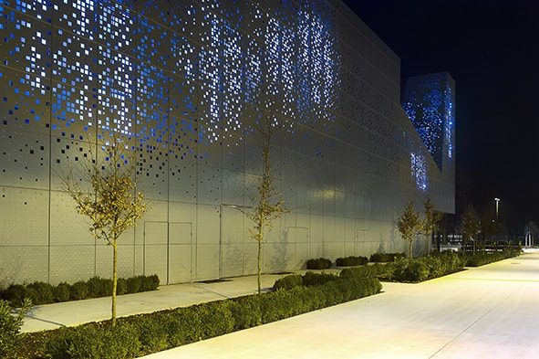 facade lighting fixtures × facade lighting installation × facade lighting design concepts × facade lighting system - LED Facade Lighting Modern  • Design Concept, Fixtures, System