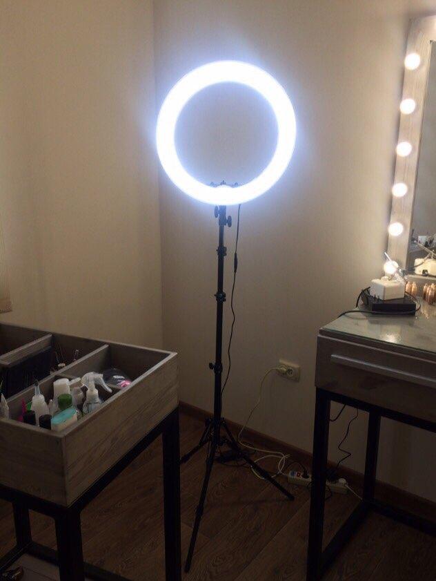 Led Lamp Ring Light The Best Lighting For Photo Video