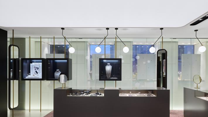 jewellery lighting × retail jewellery lighting ×  retail lighting