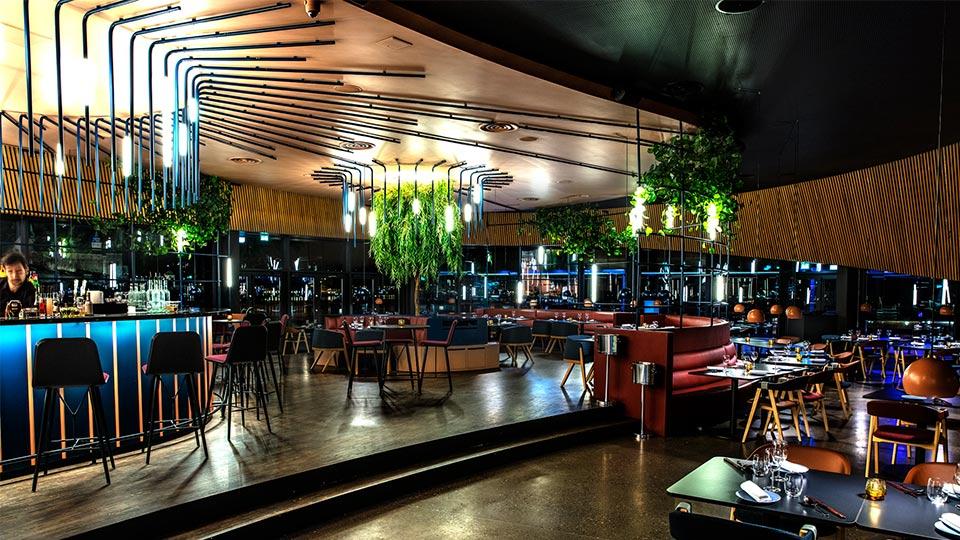 Restaurant Lighting: ideas, design, decoration, fixtures