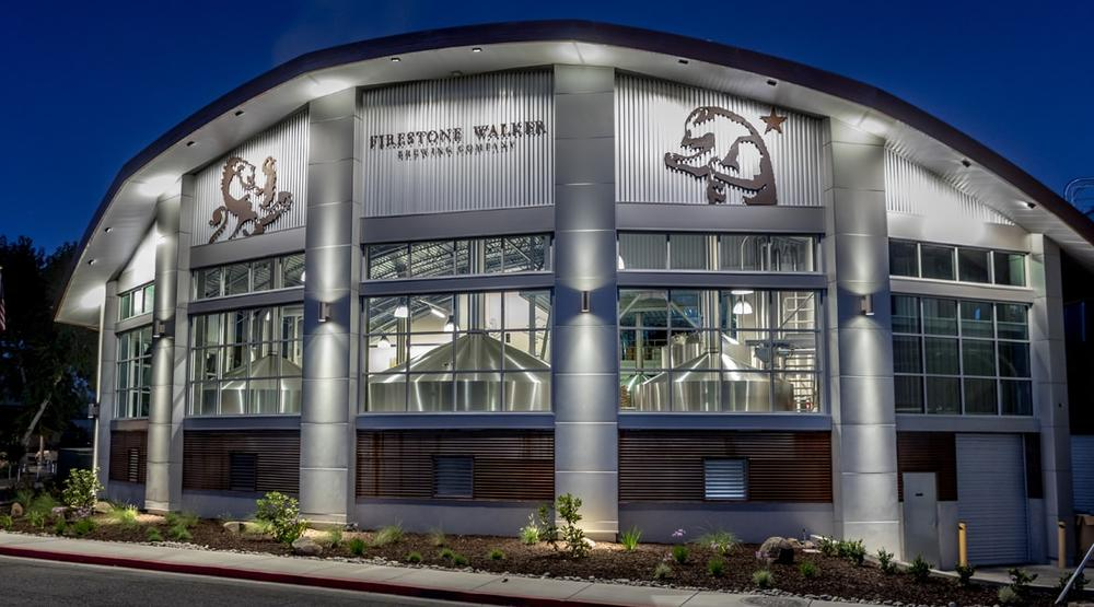 LED Lighting Firestone Walker Brewing Company 01