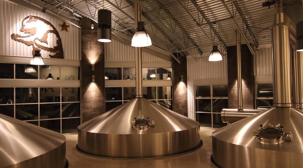 LED Lighting Firestone Walker Brewing Company 04