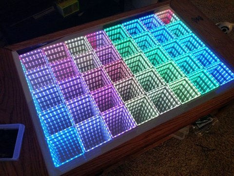 coffee table ×  interactive led table × led table