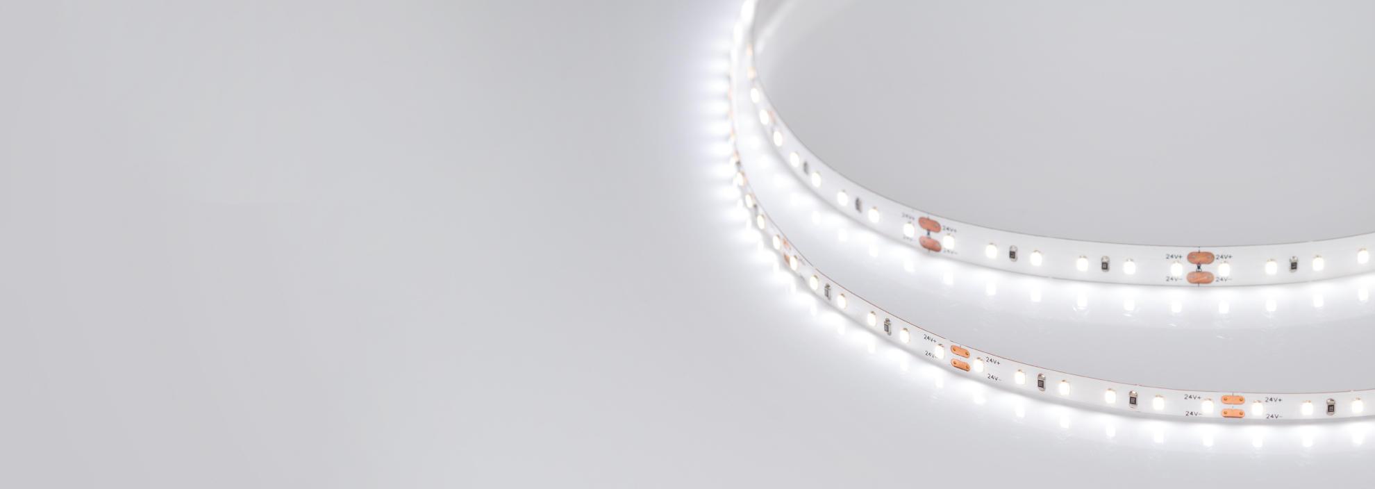 Узкая & Тонкая светодиодная лента 4mm Microled