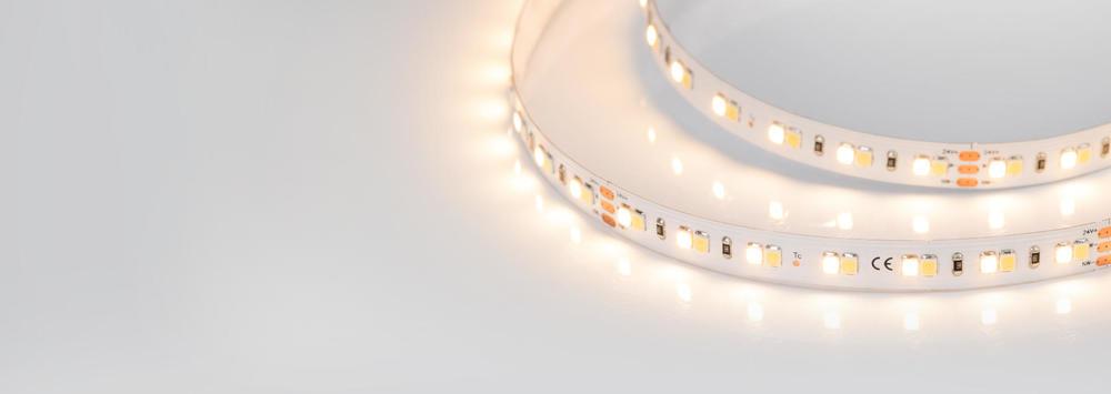 Мультибелая светодиодная лента с изменяемой цветовой температурой (MIX-лент)