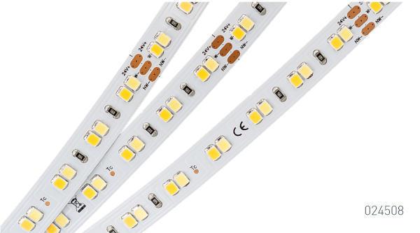 Мультибелые светодиодные ленты - от холодного до теплого