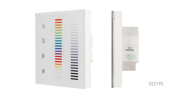 Пятиканальная светодиодная лента RGB White-MIX (Многоцветная Белый 5800-6500К Теплый 2600-2800К) пятиканальная светодиодная лента × многоцветная светодиодная лента × светодиодная лента rgb+white-mix