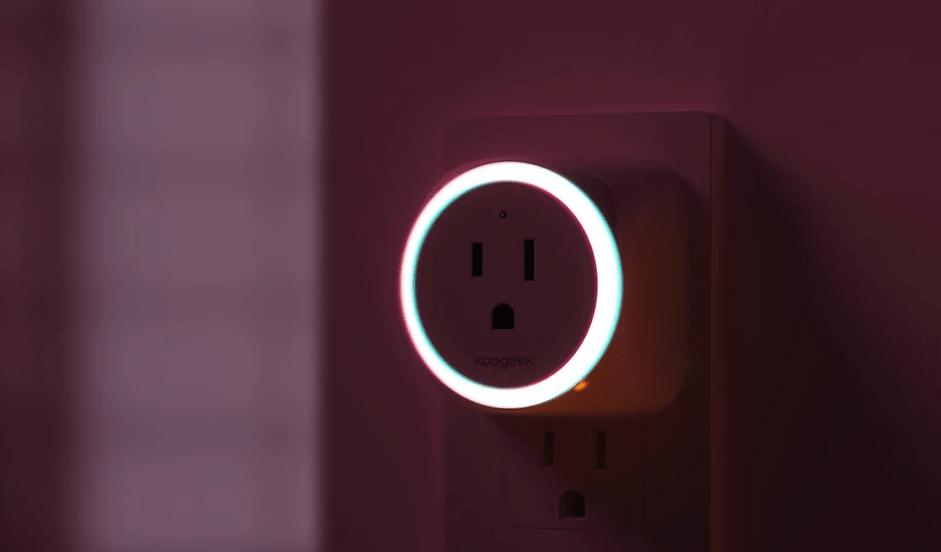 koogeek smart plug × koogeek smart led-pære × koogeek smart lampesokkel × smart led wifi pære ×  smart led glühbirne × smart led-lyspære
