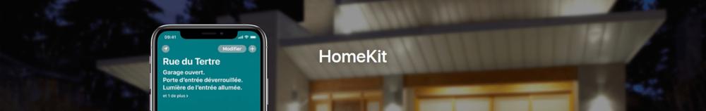 Koogeek & HomeKit: Ampoules intelligentes, Smart Interrupteur, Switch, Variateur, Ruban lumineux LED