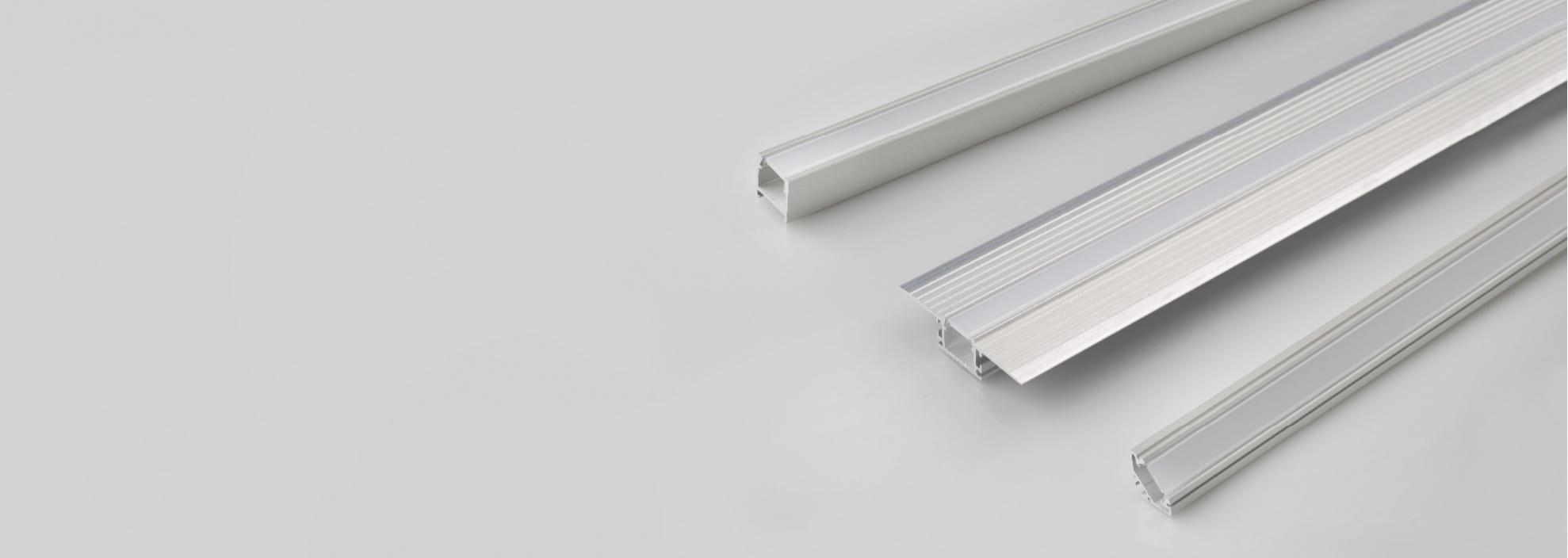 Алюминиевый профиль Klus – универсальны в применении, продуманы до мелочей