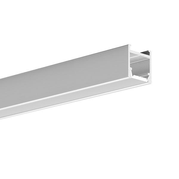 Алюминиевый профиль Klus PDS45-LITE-2000 ANOD 02