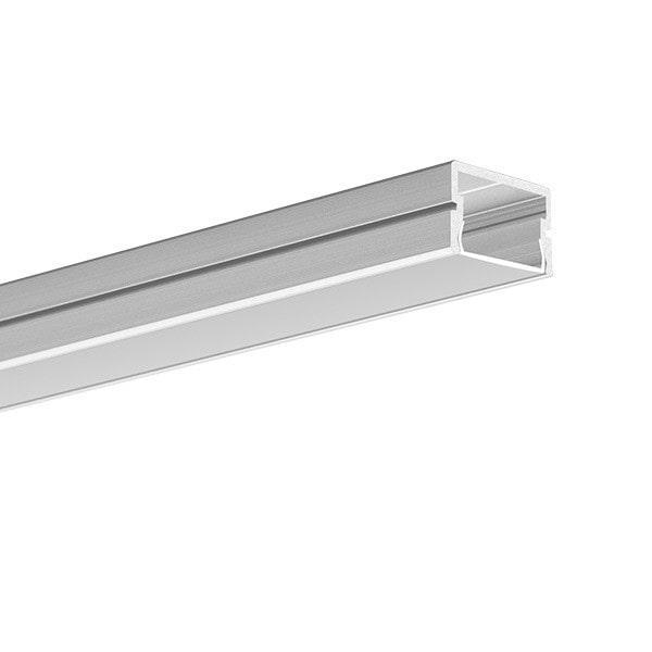 Профиль SILER для герметичных светодиодных лент в силиконовой оболочке