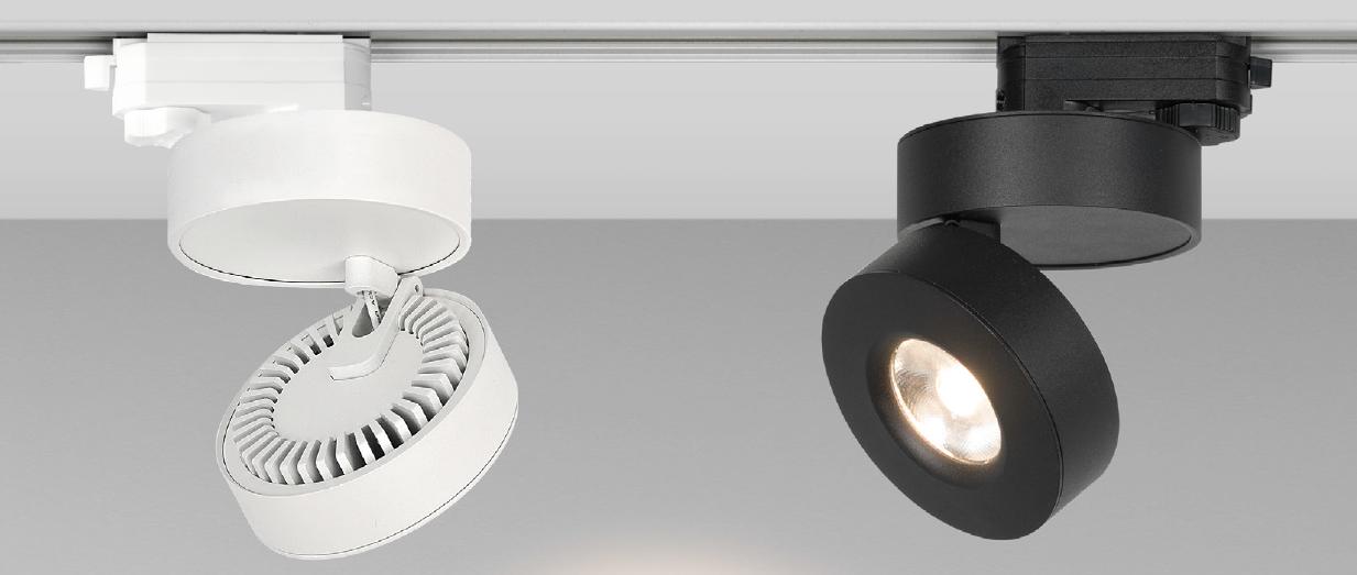 Идеальное решение для освещения торговых залов, витрин, магазинов, выставочных стендов и даже музеев