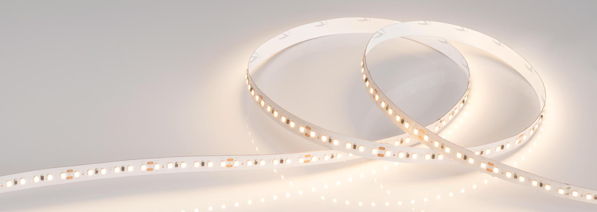 Светодиодная лента 2835 - 20 метров равномерного свечения