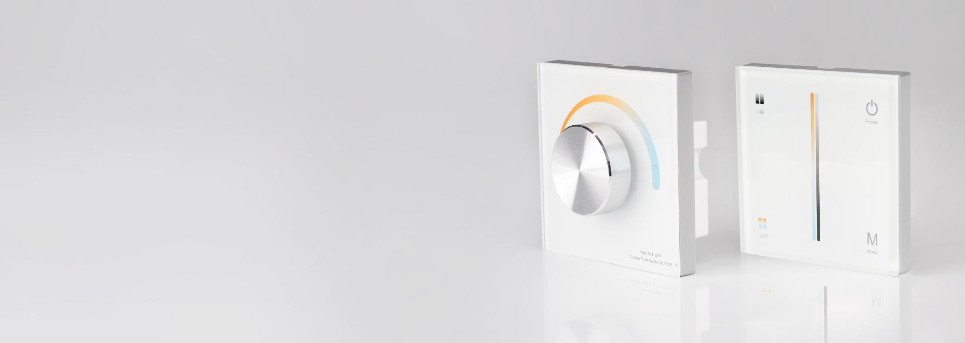 Контроллеры для управления температурой свечения