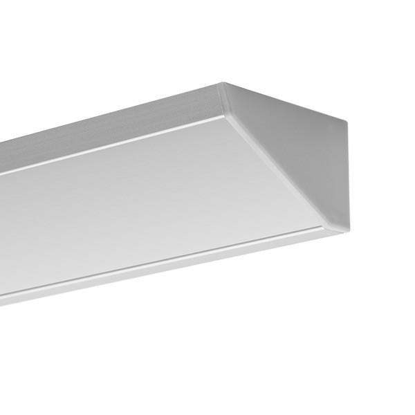 профиль klus ×  светодиодный профиль × профиль для светодиодной ленты × led профиль ×  модное освещение × современное освещение × алюминиевый профиль klus 02