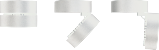 Накладные светильники светодиодные серии MONA