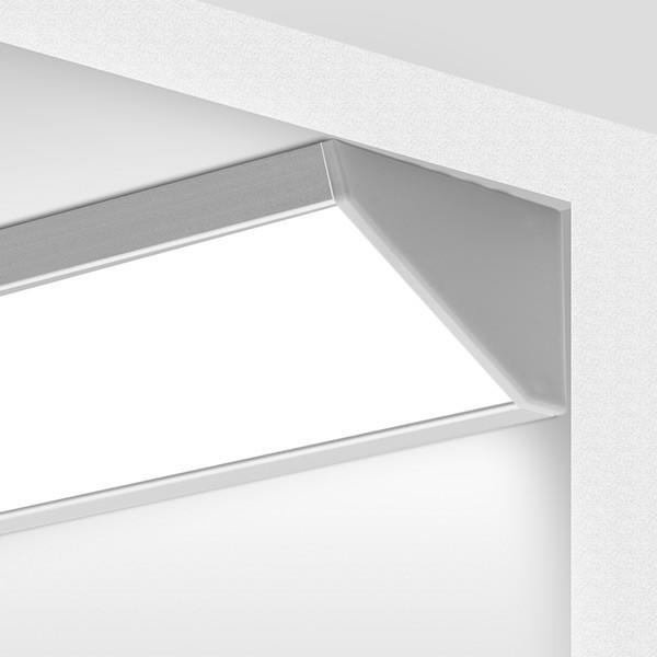 профиль klus ×  светодиодный профиль × профиль для светодиодной ленты × led профиль ×  модное освещение × современное освещение × алюминиевый профиль klus 03
