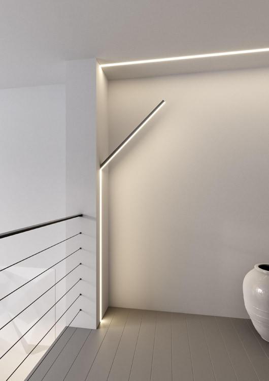 профиль klus ×  светодиодный профиль × профиль для светодиодной ленты × led профиль ×  модное освещение × современное освещение × алюминиевый профиль klus 12