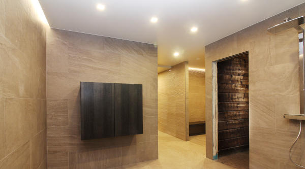 Закарнизная подсветка потолка в два счета светодиодной лентой