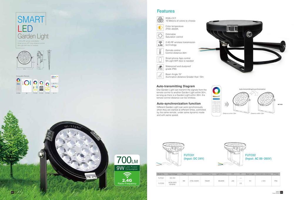 Архитектурные и ландшафтные смарт прожекторы Умные ландшафтные/садовыесветодиодные прожекторы RGB CCT - Умное светодиодное освещение Mi-Light: Светильники, Смарт прожекторы, Лампы, Контроллеры и пульты - лампы mi light ×  milight лампочки × wifi контроллер milight × milight контроллер ×  mi-light пульт × mi light rgb контроллер × mi-light wifi контроллер × светодиодная лента × лампочки mi light × трековые светильники × светодиодные лампы × управление светом × светодиодное освещение × умное освещение ×  rgb прожекторы