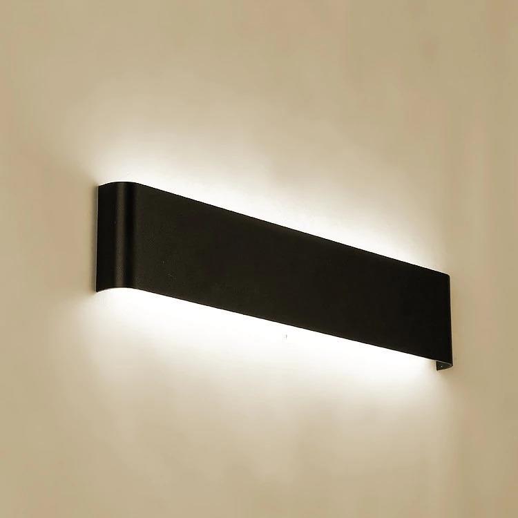 Feimefeiyou Romantic Store - Modern LED aluminum lamp bedside lamp wall lamp room bathroom