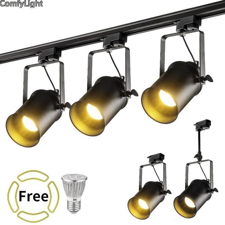 comfy light Store - LED Track Light Clothing Shop Windows Showrooms Exhibition Spotlight COB LED