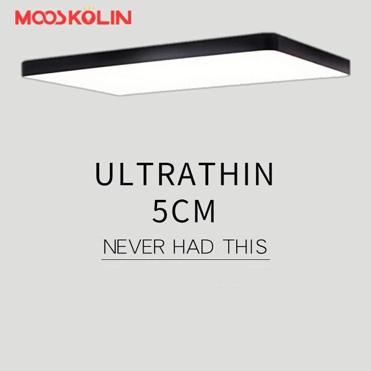 mooskolin Dreaming Store - Modern led ceiling lights for Living room Bedroom Kitchen luminaria led