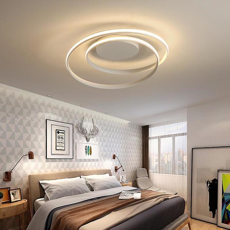 No.12 Store - Lustre Ceiling Lights LED Lamp For Living Room Bedroom Study Room Home Deco AC85-265V