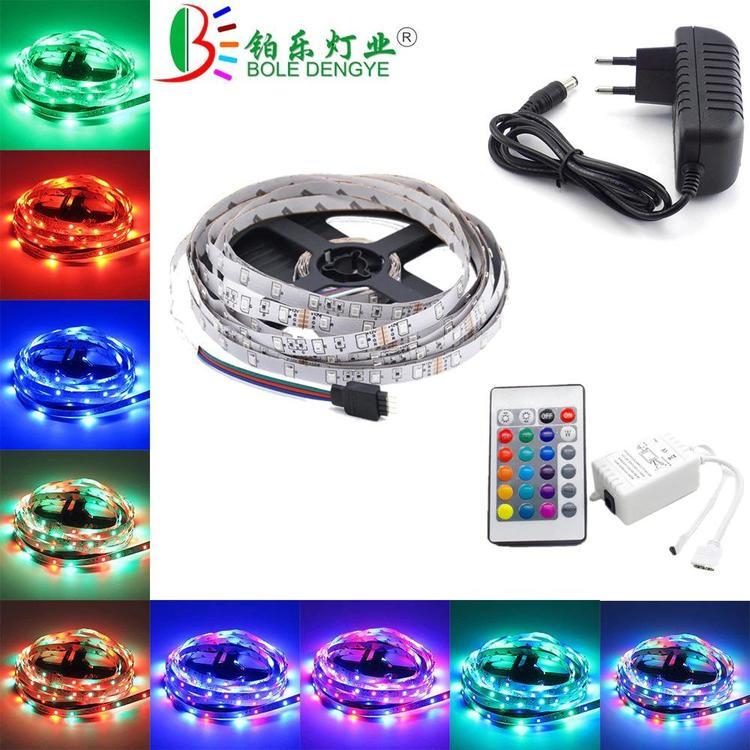 Max Top Lighting Store - 5m 10m LED Strip 12V 60 leds/m LED Rope Light SMD 2835 Flexible LED Lamp