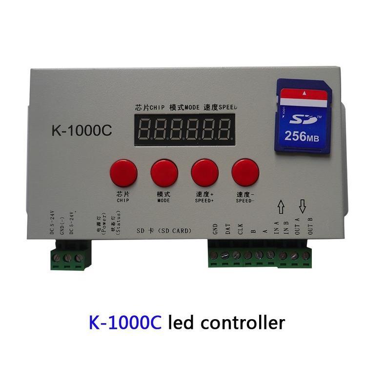 Shenzhen Wells-T Technology Co., Ltd. - controller WS2812B,WS2811,APA102,SK6812,2801 LED 2048 Pixels