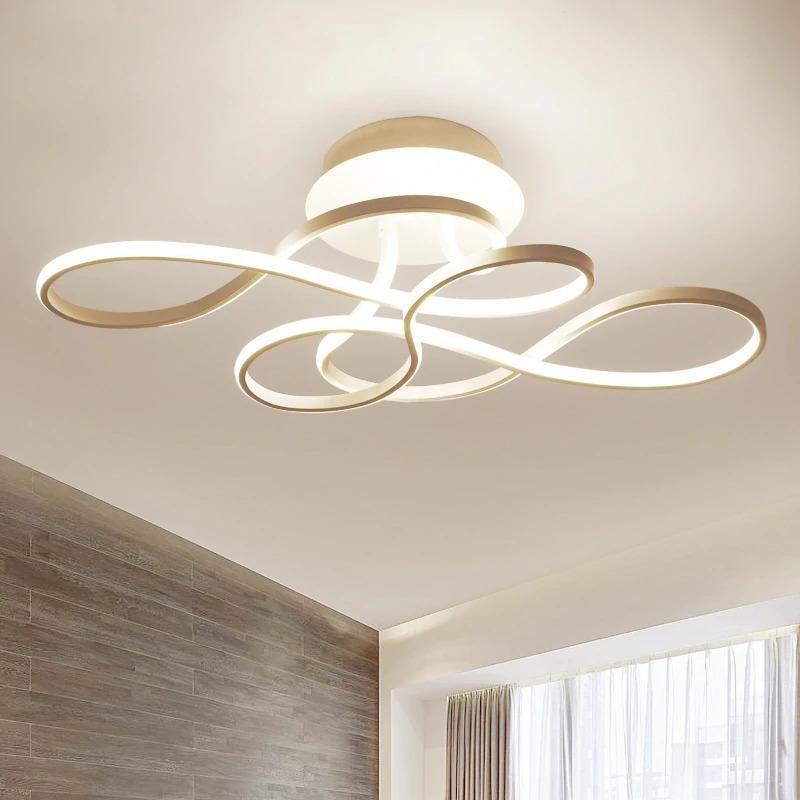 Oct Lighting Co Ltd Led Ceiling Light Modern Lamp Ceiling Lights For Living Room Bedroom Ceiling Lamp Dimmable With Remote Control Lampara Led Tech Design Lighting Fixtures Lednews