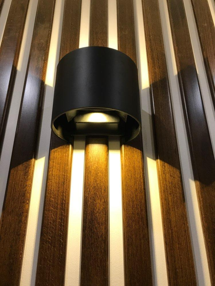 Led Wall Lamp Dimmable Waterproof